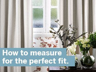 How to measure for the perfect fit
